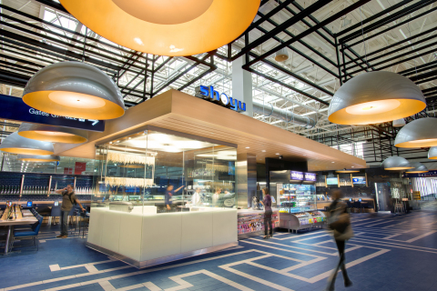 Volante is one of 11 new restaurants developed and operated by OTG at Minneapolis-St. Paul International Airport (Photo: Business Wire).