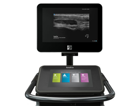 FUJIFILM SonoSite's X-Porte Ultrasound Kiosk (Photo: Business Wire)