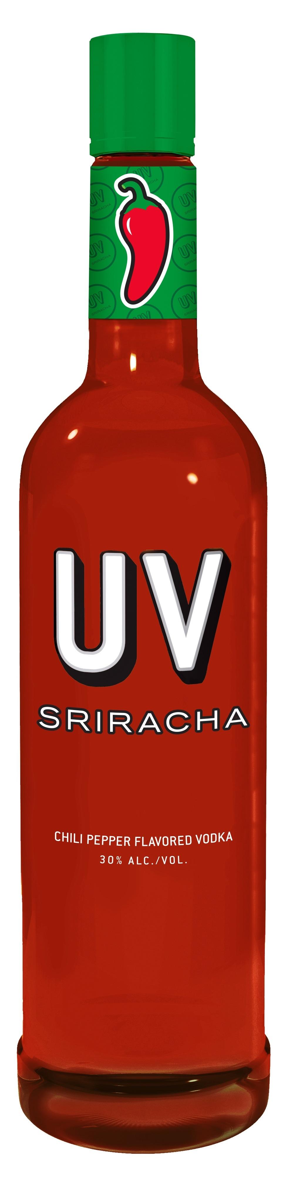 UV Sriracha Vodka (Photo: Business Wire)