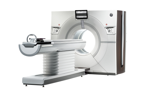 Revolution: a breakthrough, ultra-fast CT scanner from GE Healthcare (Photo: Business Wire)