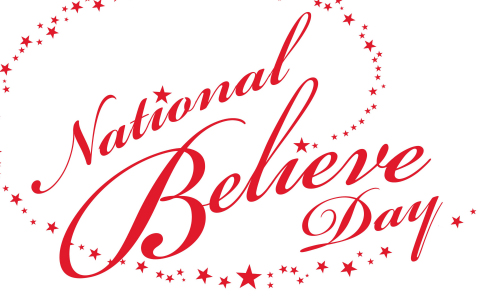 Celebrate National Believe Day at Macy's on Dec. 6. (Graphic: Business Wire)