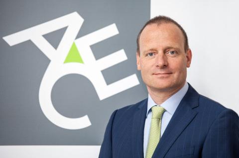 Andreas Wania, Hauptbevollm&aumlchtigter der ACE in Deutschland (Photo: Business Wire)