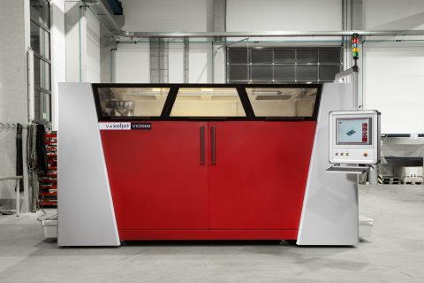 3D printer VX2000 (Photo: Business Wire)