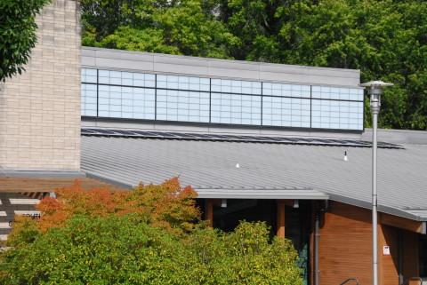 SolarWorld solar panels power Solar Forward's inaugural installation at Portland's Southwest Communi ...
