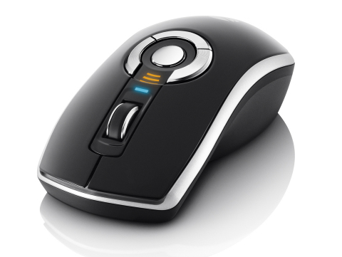 Gyration Air Mouse Elite (Photo: Business Wire)