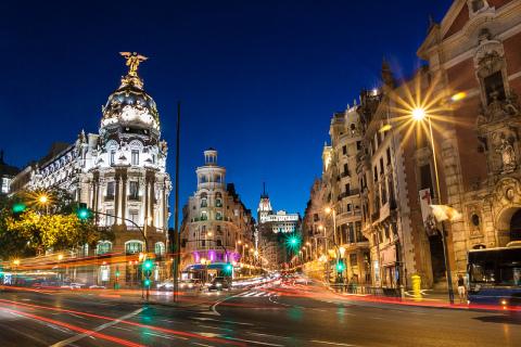 Madrid se convierte en el destino nacional más buscado por los españoles para viajar en el Puente de ...