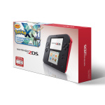 Target will offer an exclusive bundle that includes the Pokémon X game pre-installed on a red Nintendo 2DS system at a suggested retail price of $149.99. (Photo: Business Wire)