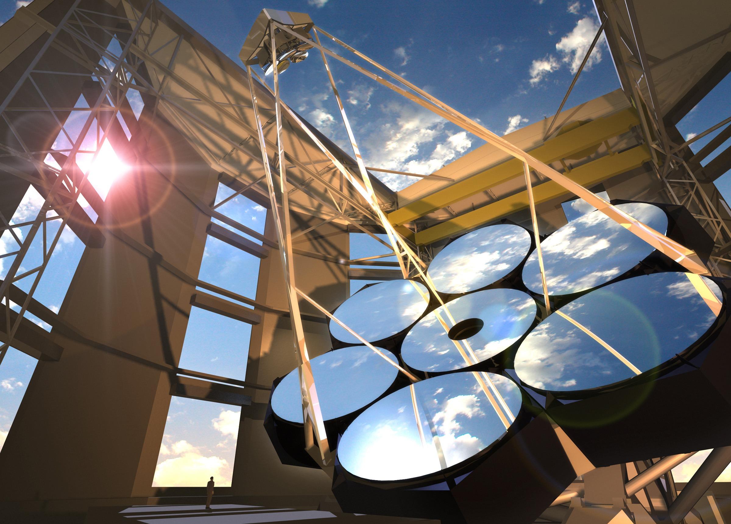 Giant Magellan Telescope (Photo: Business Wire)