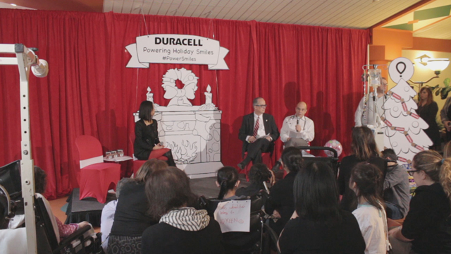 Duracell Holiday Launch Dr Friedman sound bites