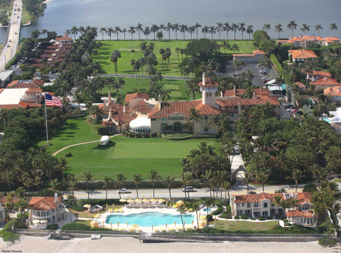 The beautiful grounds of The Mar-a-Lago Club will host the $125,000 Trump Invitational presented by Rolex and raise money for the FTI Consulting Great Charity Challenge. Photo (c) Robert Stevens.