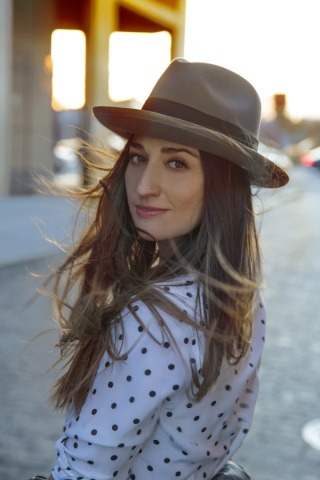 Photo provided by Sara Bareilles (Photo: Business Wire)