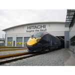 Class 395 Dual Voltage High Speed Train EMU for London & South Eastern Railway Co (Photo: Business Wire)