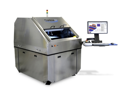 Bruker's ContourSP 3D Optical Microscope for the Printed Circuit Board Industry (Photo: Business Wir ...