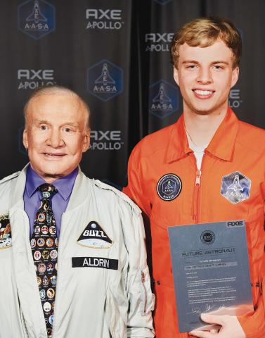 axe apollo space academy winner list - photo #7