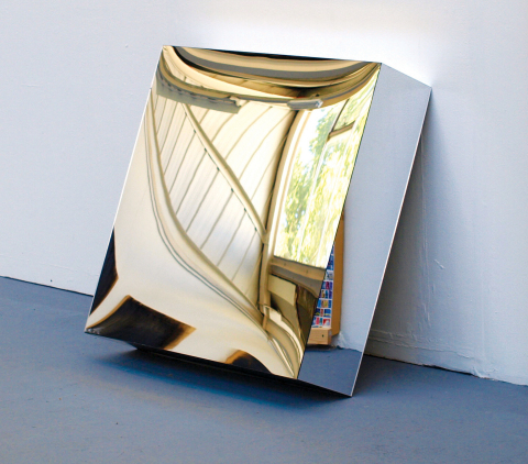 'Reflections' by Maria Iordanous: the 'most preferred artwork', attracting 45% of the vote (Photo: B ...