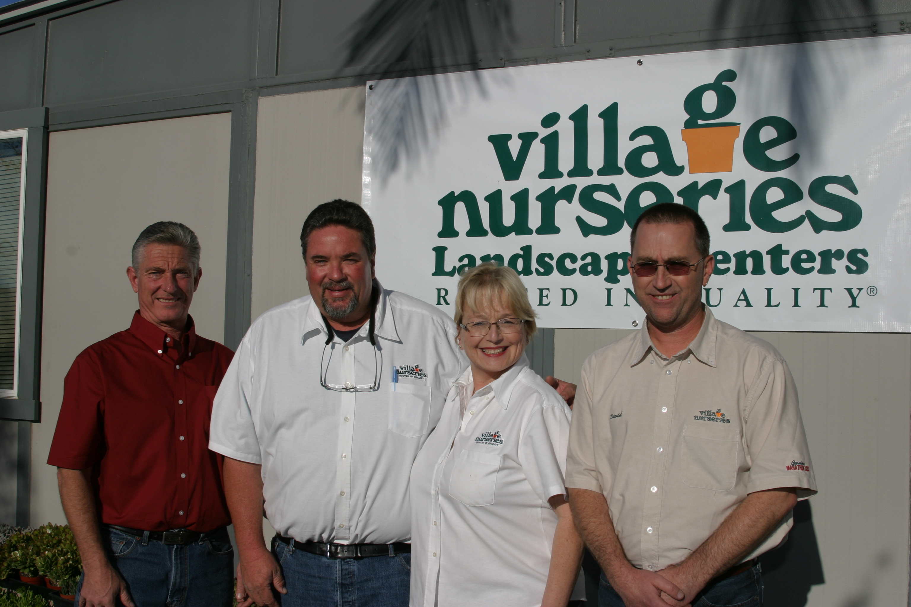 Village Nurseries Opens Super Landscape Center In San Go Exclusively For Professionals Business Wire