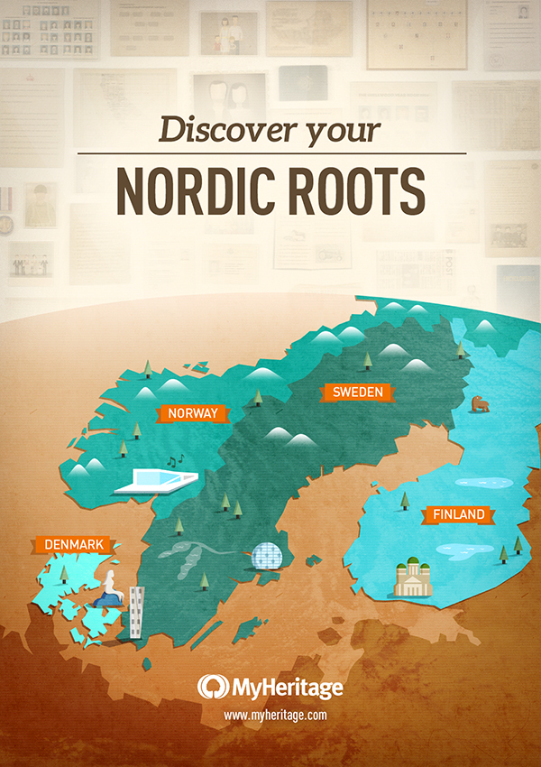 Discover your Nordic roots (Photo: Business Wire)