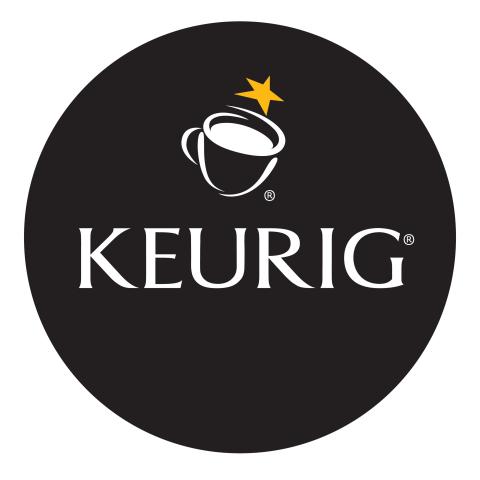 Keurig University Of Nebraska Brewer Decal Black