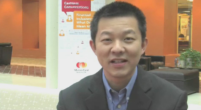 Read more about this announcement in the MasterCard newsroom: http://mstr.cd/1f7ePXU Mung Ki Woo, group executive, Mobile & Industry Alliances, speaks on working with Commonwealth Bank of Australia and Samsung in the evolution of mobile payments.