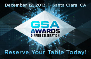 2013 GSA Awards Winners Announced (Graphic: Business Wire)