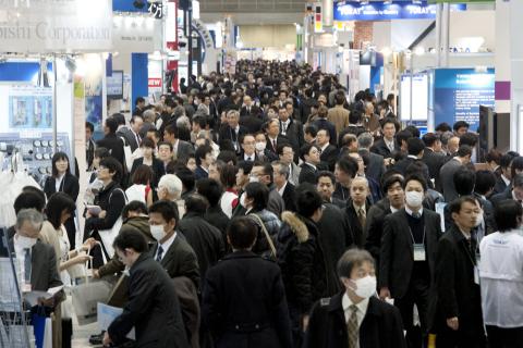 nano tech 2013 会場風景 (写真:ビジネスワイヤ)