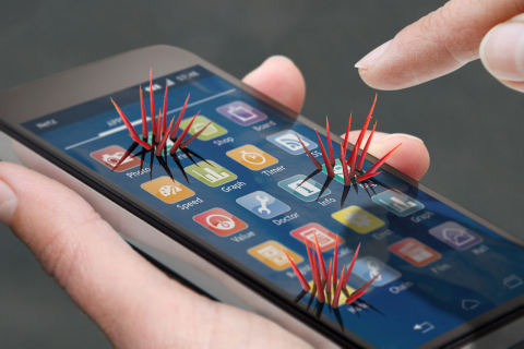 Apps may pose a security risk (Photo: Business Wire)