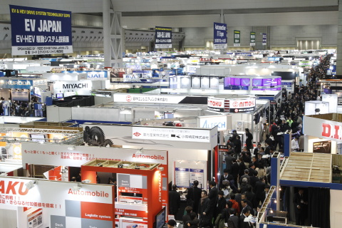 Asia's leading exhibition for advanced automotive technologies, AUTOMOTIVE WORLD 2014 is just around ...