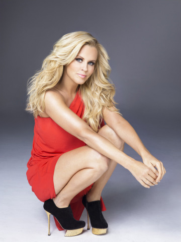 Jenny McCarthy's Dirty Sexy Funny (Photo: Business Wire)