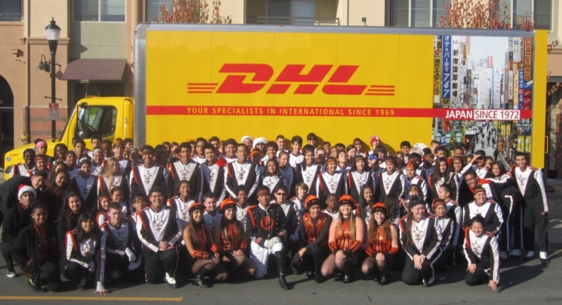 Pittsburg High School Marching Bank, Pittsburg, California (Photo: Business Wire)