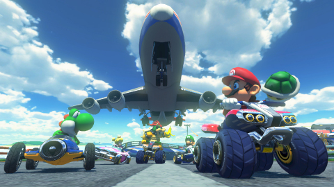 Nintendo Unveils New Information about Mario Kart 8 and