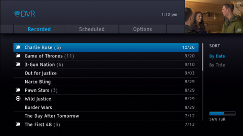 Time Warner Cable Cloud Based Tv Guide Services Improve