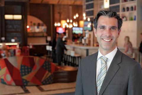 DineEquity Names Daniel del Olmo President, International. (Photo: Business Wire)