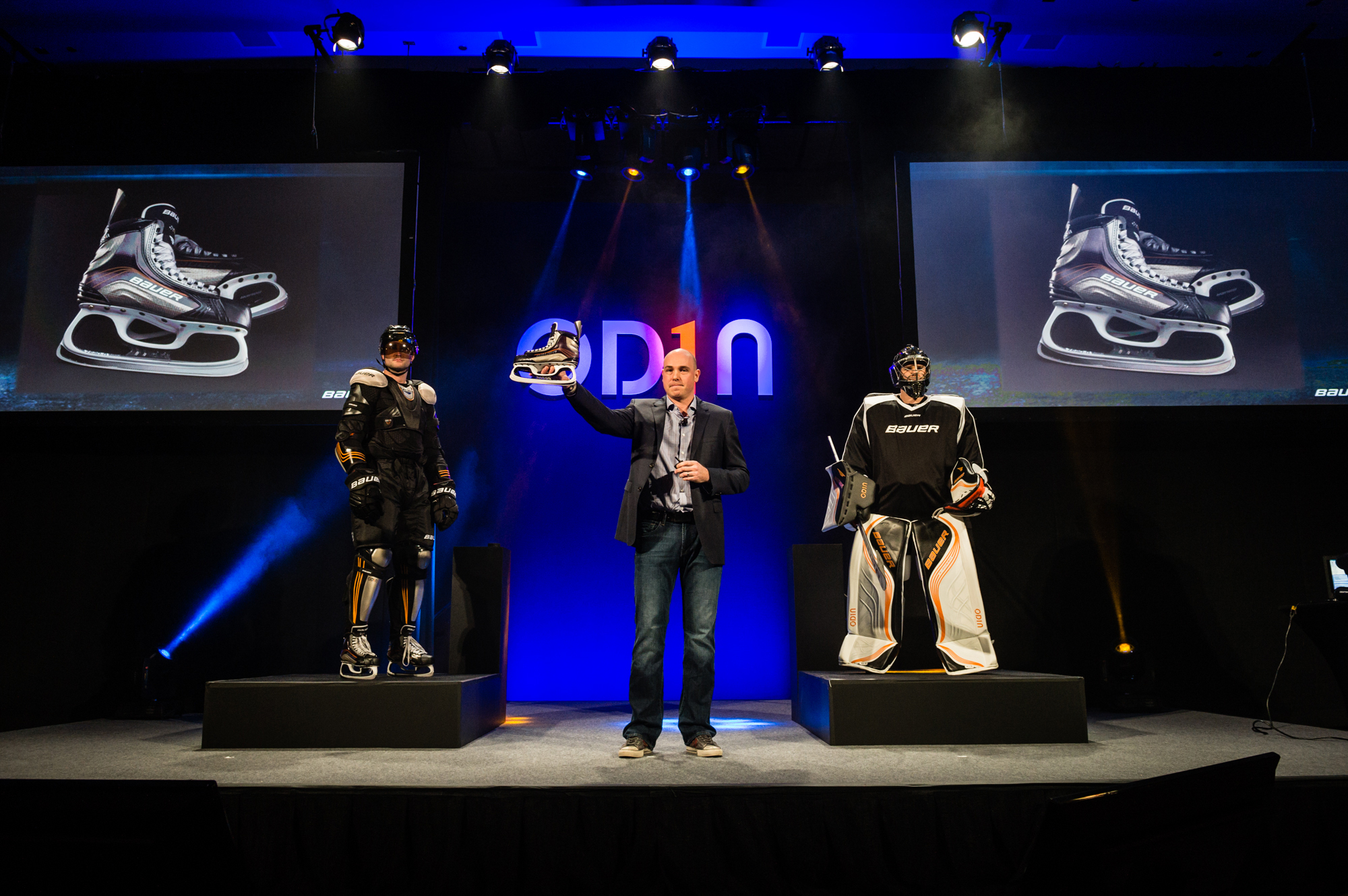 Bauer Hockey Unveils the Future of Hockey Equipment | Business Wire