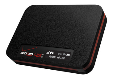 GCT 4G LTE chip powers new LTE Ellipsis JetPack from Verizon Wireless (Photo: Business Wire)