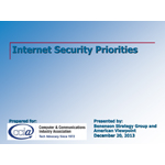 CCIA Internet Security and Privacy Survey (Slideshow: Business Wire)