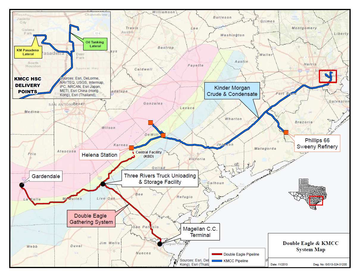Double Eagle Pipeline Announces Expansion To Allow More