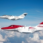 The HondaJet received FAA Type Inspection Authorization on Dec. 20, 2013 (Photo: Business Wire)