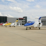 The HondaJet has been cleared to begin the final stage of certification flight testing (Photo: Business Wire)