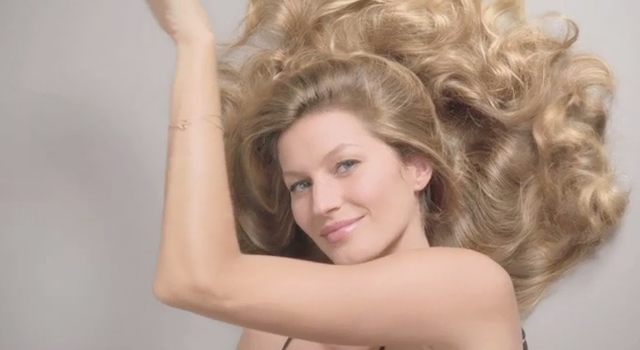 Pantene and one of the world's most recognized supermodels, Gisele Bündchen, are coming together to create a match made in hair heaven.