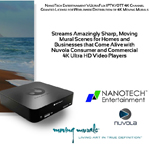 NanoTech Entertainment's UltraFlix IPTV/OTT 4K Channel Granted License for Worldwide Distribution of 4K Moving Murals (Graphic: Business Wire)