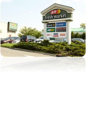 Boonton A&P Center 520-550 Myrtle Avenue Boonton, NJ (Photo: Business Wire)
