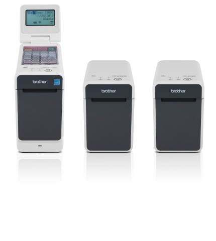 Brother Mobile Solutions will highlight its next generation TD-2000 Series thermal printers at the 2014 NRF Big Show (Photo: Business Wire)