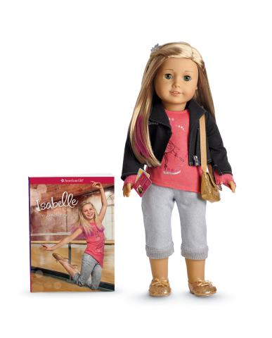 Isabelle, American Girl's 2014 Girl of the Year (Photo: Business Wire)