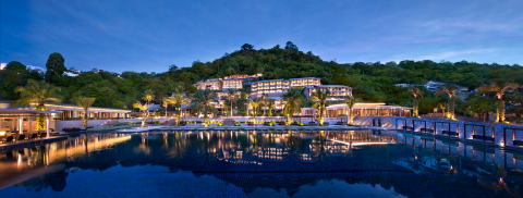 Hyatt Regency Phuket Resort is located in one of Southeast Asia's premier resort locations and is th ...