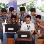 The SenseGiz Team (Photo: Business Wire)