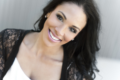 Favin the Beauty Maven, Groupon's new face of its growing health, beauty and wellness category. (Photo: Business Wire)