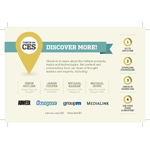"""How to participate in """"Check-In: CES"""" (Graphic: Business Wire)"""