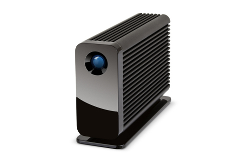 LaCie Little Big Disk Thunderbolt 2 (Photo: Business Wire)