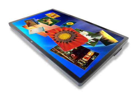 """3M Multi-Touch Display C4267PW 42"""" chassis display (Graphic: Business Wire)"""