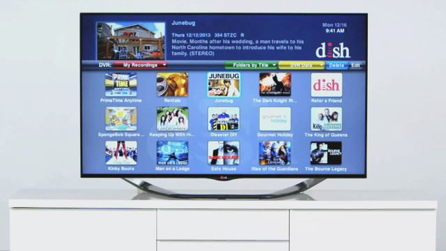 hopper television